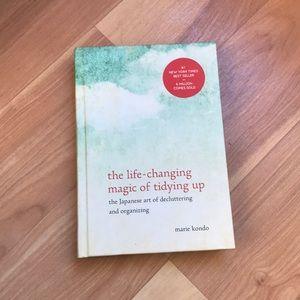 Marie Kondo Book